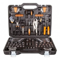 Tööriistakomplekt, 123-osaline