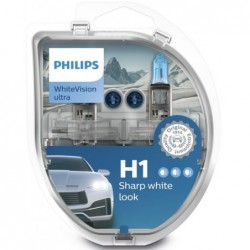Philips H1 WhiteVision Ultra