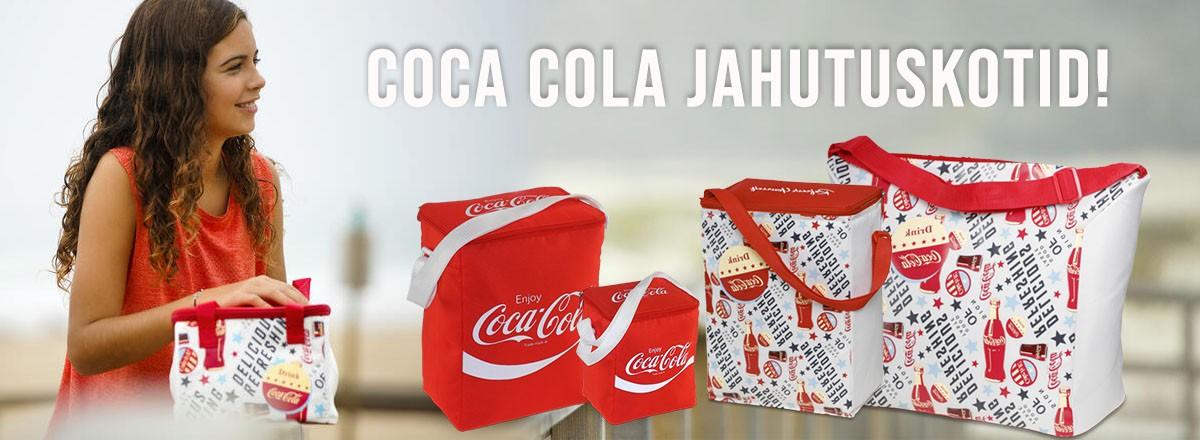 Coca Cola jahutuskotid